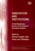 Cover Innovation and Institutions