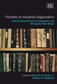 Cover Pioneers of Industrial Organization