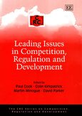 Cover Leading Issues in Competition, Regulation and Development