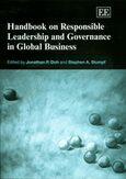 Cover Handbook on Responsible Leadership and Governance in Global Business