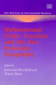 Cover Multinational Firms' Location and the New Economic Geography