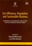 Cover Eco-Efficiency, Regulation and Sustainable Business