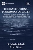 Cover The Institutional Economics of Water