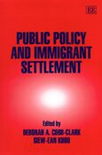 Cover Public Policy and Immigrant Settlement