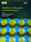 Cover Handbook of Research on Family Business