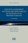 Cover The WTO Agreement on Trade-Related Aspects of Intellectual Property Rights