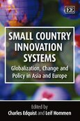 Cover Small Country Innovation Systems