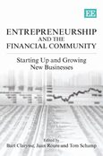 Cover Entrepreneurship and the Financial Community