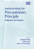 Cover Implementing the Precautionary Principle
