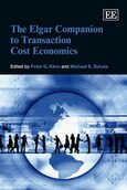 Cover The Elgar Companion to Transaction Cost Economics