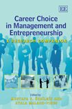 Cover Career Choice in Management and Entrepreneurship