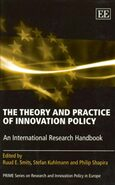 Cover The Theory and Practice of Innovation Policy