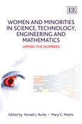 Cover Women and Minorities in Science, Technology, Engineering and Mathematics