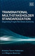 Cover Transnational Multi-Stakeholder Standardization