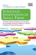 Cover Strategic Innovation in Small Firms
