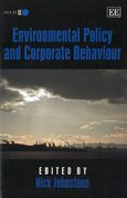 Cover Environmental Policy and Corporate Behaviour