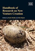 Cover Handbook of Research on New Venture Creation