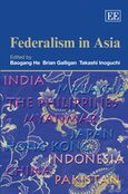 Cover Federalism in Asia