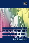 Cover The Entrepreneurship Research Challenge