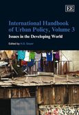 Cover International Handbook of Urban Policy, Volume 3