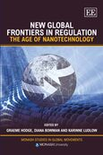 Cover New Global Frontiers in Regulation