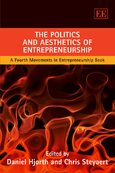 Cover The Politics and Aesthetics of Entrepreneurship