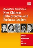 Cover Biographical Dictionary of New Chinese Entrepreneurs and Business Leaders