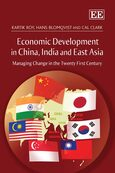 Cover Economic Development in China, India and East Asia