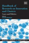 Cover Handbook of Research on Innovation and Clusters