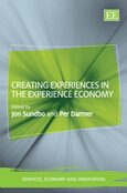 Cover Creating Experiences in the Experience Economy