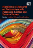 Cover Handbook of Research on Entrepreneurship Policies in Central and Eastern Europe