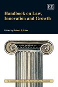 Cover Handbook on Law, Innovation and Growth