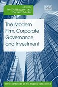 Cover The Modern Firm, Corporate Governance and Investment