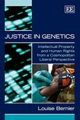 Cover Justice in Genetics