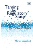 Cover Taming the Regulatory State