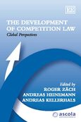 Cover The Development of Competition Law