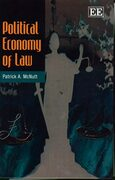 Cover Political Economy of Law