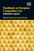 Cover Handbook on European Competition Law