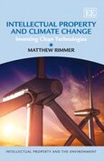 Cover Intellectual Property and Climate Change