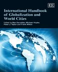 Cover International Handbook of Globalization and World Cities