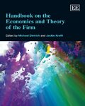 Cover Handbook on the Economics and Theory of the Firm