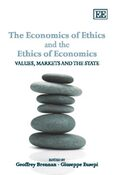 Cover The Economics of Ethics and the Ethics of Economics