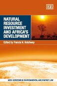 Cover Natural Resource Investment and Africa's Development