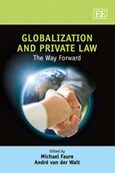 Cover Globalization and Private Law