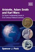 Cover Aristotle, Adam Smith and Karl Marx