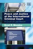 Cover Peace and Justice at the International Criminal Court