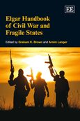 Cover Elgar Handbook of Civil War and Fragile States