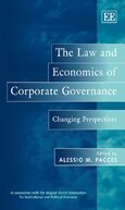 Cover The Law and Economics of Corporate Governance