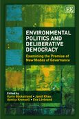 Cover Environmental Politics and Deliberative Democracy