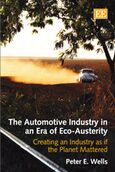 Cover The Automotive Industry in an Era of Eco-Austerity